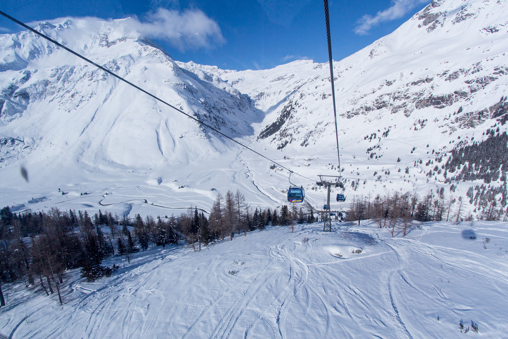 Bussresa Bad Gastein Skidor