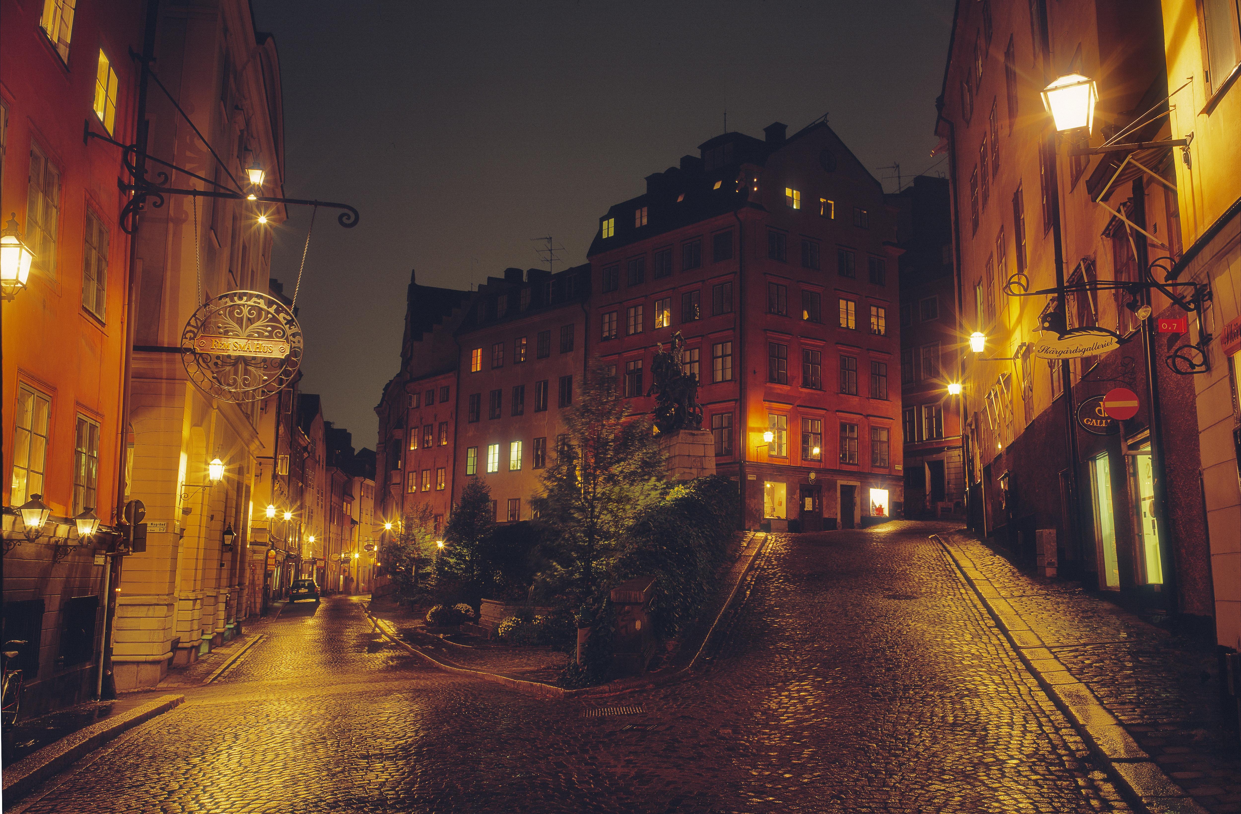 Stockholm - weekend